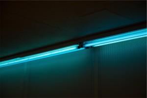 fluorescentes de led