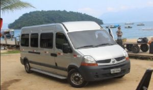 servicio de transfer desde Río de Janeiro