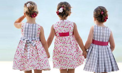 moda infantil para niñas
