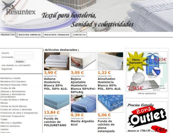 resuntex-web