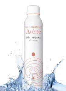 agua termal avene