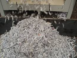 destruccion de papel con certificado